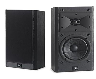 JBL 2-Way 5.5-Inch Wall-mountable Bookshelf Loudspeakers