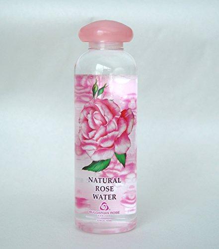 Rosewater Bulgarian (Natural Rose Water- Bulgarian, 330 ml.)