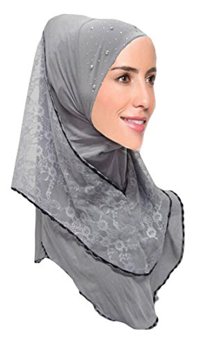 Hanas Womens piece Instant Hijab product image