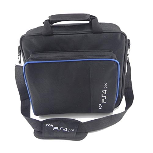 Shock Proof Game Console Storage Bag Travel Handbag Shoulder Bag for PS4 Pro