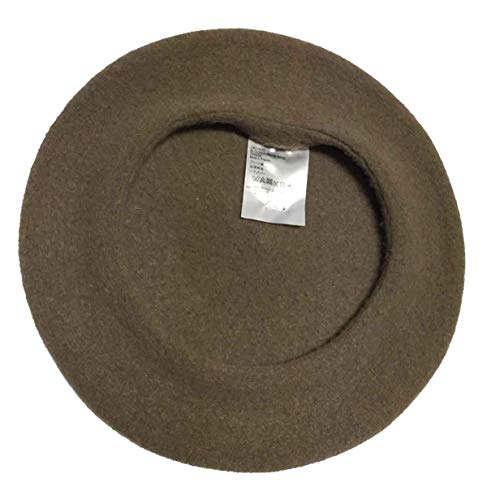(Laulhere Heritage Traditional French Wool Beret (Marron Glace))
