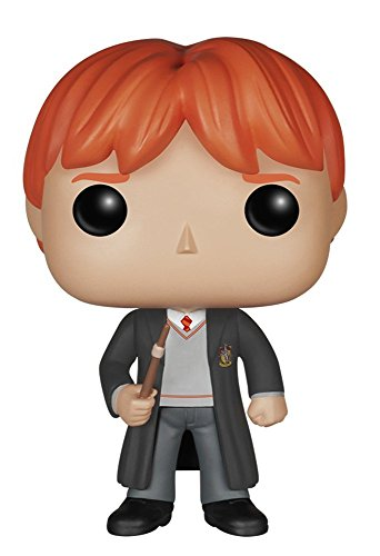 Funko Figura Coleccionable Pop Movies Harry Potter Ron Weasley