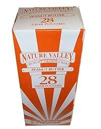 Nature Valley, Crunchy Granola Bar, Peanut Butter, 28 - 2 Bar Pk.