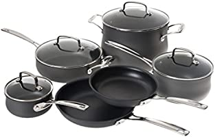 Cuisinart Profile Hard Anodized Cookware Set (10-Piece)