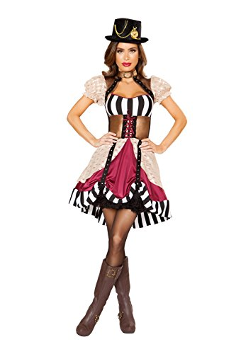 Steampunk Girl Tween Costumes (Sexy Sassy Steampunk Costume)