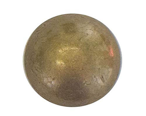 """100 Qty: C.S.Osborne & Co. No. 6931-FN 5/8 - French Natural Nail - High Dome/Post : 5/8"""" Head: 11/16"""" (mpn# 13736)"""