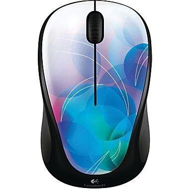 Logitech 910-004249 M317 Wireless Mouse, Bubbly