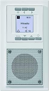 Honeywell D 20.485.02 - Sistema de radio/hilo musical integrado, diseño Aura