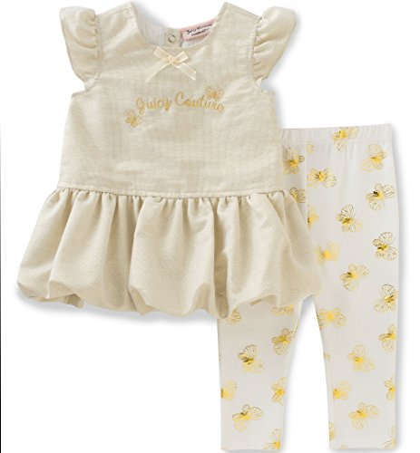 juicy-couture-baby-girls-2-pieces-pants-set-woven-tunic-gold-18m