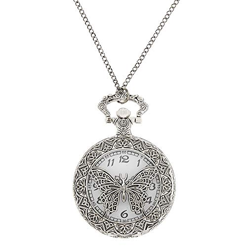 Watches, Parts & Accessories Necklace Watches Sun Necklace Pendant Pocket Watch Long Chain Pagan Wicca Aromatic Flavor