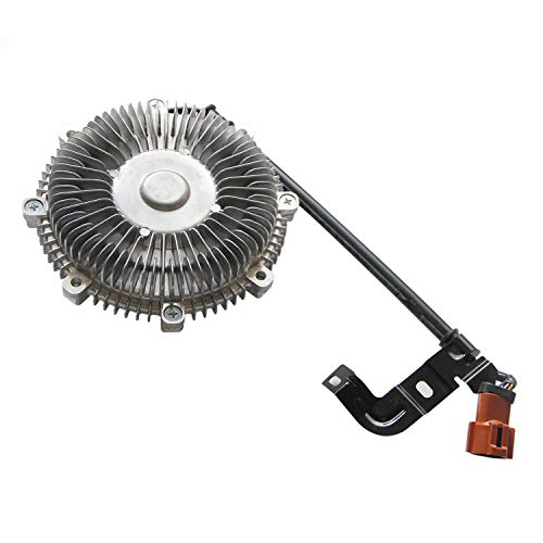 Price comparison product image Electronic Electric Engine Cooling Fan Clutch Radiator Fan Clutch for 2006 2007 2008 2009 2010 Ford Explorer Sport Trac Mercury Mountaineer 4.0L 4.6L V6 V8 Replace 3263