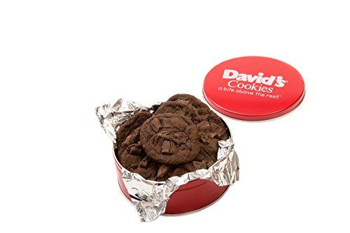 Davids Cookies Fresh Double Chocolate