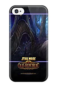 DanRobertse Snap On Hard Case Cover Star Wars The Old Republic Protector For Iphone 4/4s