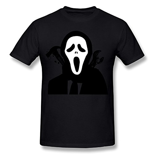 SNOWANG Men's Halloween For Fun T-shirt M ()