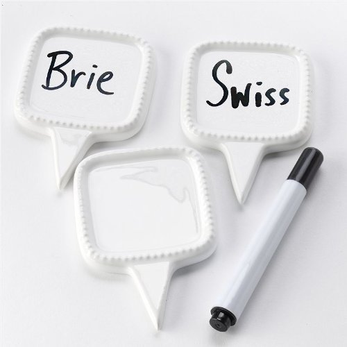 Food Network 3-pc. Cheese Marker Set