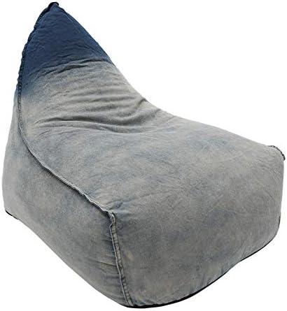 1 unit/á Jeans Fashion Commerce Poltrona in Tessuto Denim Slavato 80 x 78 x 57 cm
