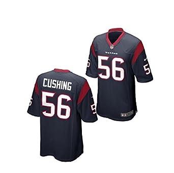 7b7c71ea NIKE NFL Kids Houston Texans Brian Cushing # 56 Game Jersey, Navy