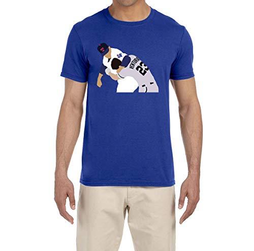 Tobin Clothing Blue Ryan and Ventura Fight T-Shirt Adult Medium