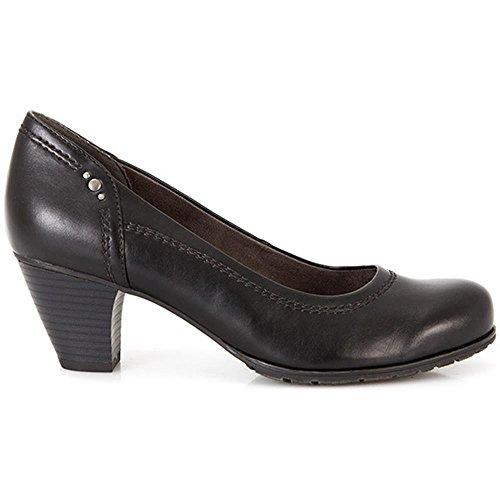 Femme Softline 001 black 22462 8 Escarpins Noir 8 22 Jana dgYP1qwq