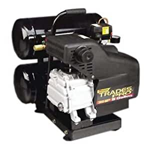 Alltrade 830241 5 Gallons 3 HP Twin Tank Trade Pro Air Compressor: Amazon.ca: Tools & Home ...