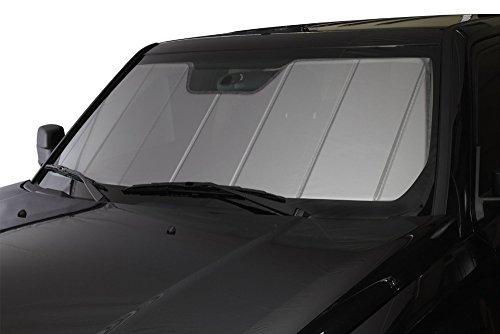 Silver Windshield (Covercraft UV11426SV Silver Windshield Shade, 1 Pack)