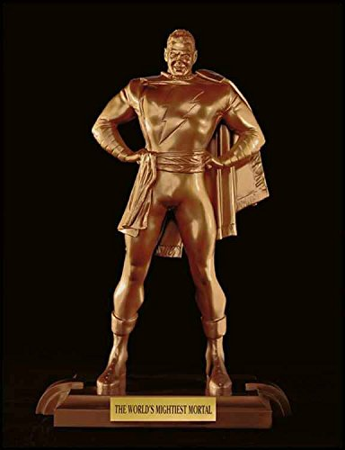 DC DIRECT SHAZAM KINGDOM COME MUSEUM STATUE Captain Marvel FREE SHIPPING (Dc Shazam Statue)