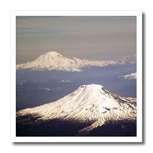 ht_95808_3 Danita Delimont - Washington - Mt. Adams and Mt. Rainier, Washington Cascades - US48 JMI0045 - Janis Miglavs - Iron on Heat Transfers - 10x10 Iron on Heat Transfer for White Material