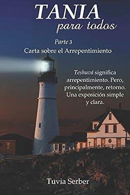 Tania para todos: Carta sobre el Arrepentimiento (Spanish ...