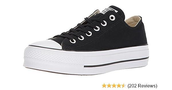 Amazon.com   Converse Womens Lift Canvas Low Top Sneaker   Fashion Sneakers
