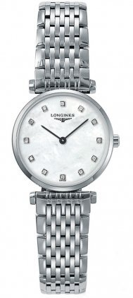 Longines La Grande Classique Diamond Markers Quartz Women's Watch