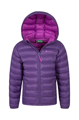 Warehouse Purple Girls Mountain Jacket Padded Seasons pwqxRPd0