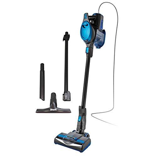 Blue Compact Vacuum (Shark Rocket Swivel Ultralight Swivel Vacuum, Blue HV300 (Certified Refurbished))