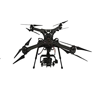 Xfold TRAVEL 8URTF Rigs Travel X8 Octocopter