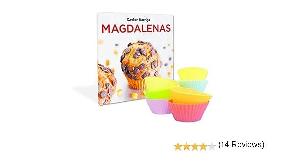 La caja de magdalenas de Xavier Barriga: Incluye nueve moldes de ...