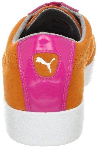 Puma - - Mujeres Munster zapatilla de deporte de los zapatos Orange Popsicle