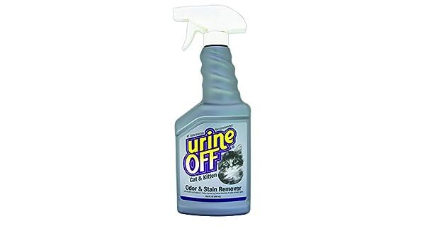 Urine Off Fórmula en spray para adultos y jóvenes gatos 500 ml: Amazon.es: Productos para mascotas