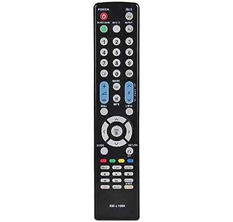 Yantai HQ RM-L1066 - Mando a distancia de repuesto para LG 6710900010S MKJ37815702 MKJ39170804 MKJ39170805 MKJ61842701 MKJ61841804 MKJ49980313 MKJ61611303: Amazon.es: Electrónica