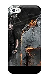 Defender Case For Iphone 5/5s, Sylvester Stallone Pattern(3D PC Soft Case)