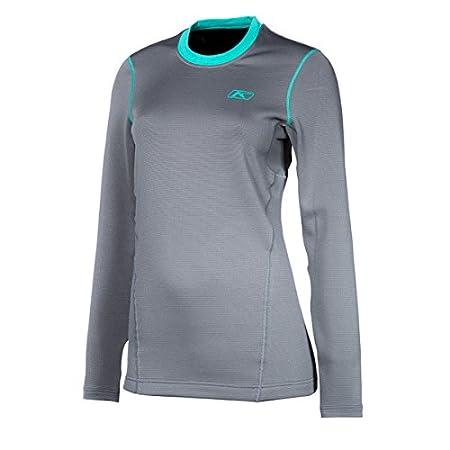 Klim Women' s Solstice Shirt 2.0 (LG, Gray)