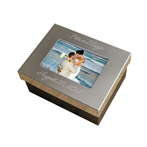 Personalized JDS Gifts Lasting Memories Keepsake Box