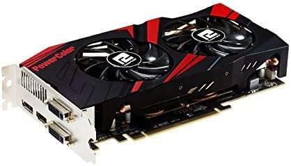 POWERCOLOR AXR9 270X 2GBD5-PPDH PowerColor AMD Radeon R9 270X 2GB GDDR5 2DVI//HDMI//DisplayPort PC