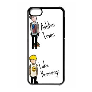 5 Seconds of Summer 5SOS Protective iPhone 5C Case Back Case Cover for iPhone 5C