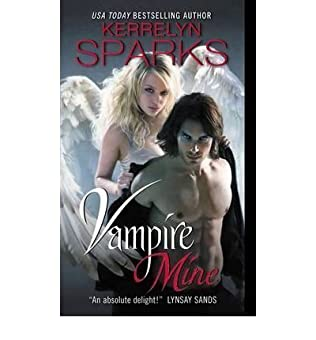 book cover of Vampire Mine