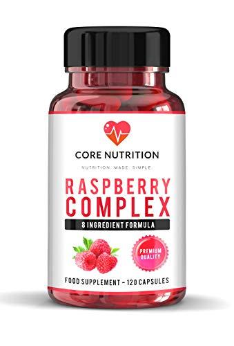Powerful Fat Burner – 100% Natural Diet Pills – 8 Ingredient Complex – Raspberry Ketones – Keto Pills – Keto Fat Burner…