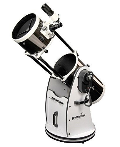 SkyWatcher S11800 GoTo Collapsible Dobsonian 8-Inch (White) by Sky Watcher