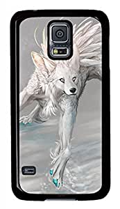 Pearl Eyes Black Hard Case Cover Skin For Samsung Galaxy S5 I9600