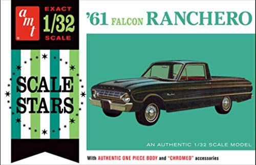 AMT 1961 Ford Ranchero 1/32 Scale Stars Kit