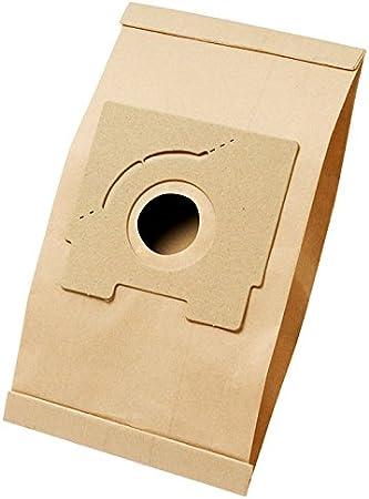 P107K - Bolsas filtrantes de papel para Panasonic MC 3310G - 8 unidades: Amazon.es: Hogar