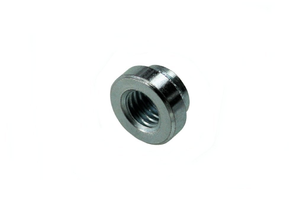 Unicorp ESS-032-1 Round Captive Nut Self-Clinching, 10-32 Thread x .040 thk, Steel Zinc QTY-100 by Unicorp