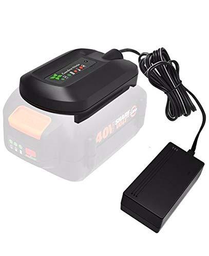 Amazon.com: Garden NINJA - Cargador de batería de iones de ...